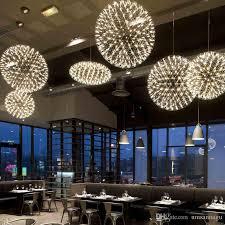 Modern Pendant Light Fixture Led Modern Pendant Ls Fireworks L Hanging Pendant