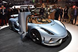 koenigsegg fast five koenigsegg regera the world u0027s fastest hybrid at geneva auto show