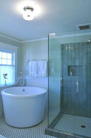 Small Bathroom Designs With Tub Deep Soaking Tubs For Small Bathrooms Designs And Colors Modern
