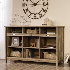 Sauder Bookcase Sauder Bookcases Adept Storage 418344 Credenza 5 Shelves From