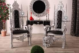 Esszimmerst Le Barock Thronstühle Luxus Wohnen Lionsstar Gmbh