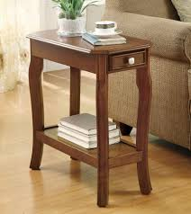 Side Table With Storage by Home Design Console Table Sofa With Storage Drawers Altra Inside