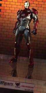 s h figuarts spider man homecoming iron man u0026 homemade spider