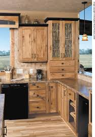 Alpine Cabinets Ohio Best 25 Rustic Hickory Cabinets Ideas On Pinterest Hickory