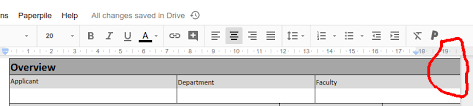 Google Docs Table How To Fix Tables That Run Off The Page In Google Docs Dpod Blog