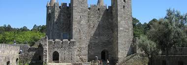 santa maria alliance santa maria da feira castle in portugal aveiro