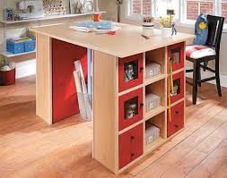 counter height craft table diy counter height craft table so you can sit on a stool or stand