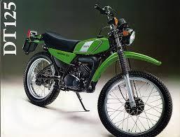 gas tank fuel petrol yamaha dt 125 175 dt125 dt175 enduro 1978