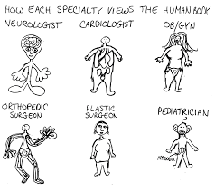 a cartoon guide to becoming a doctor 2011