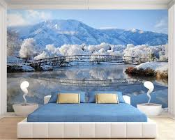 online buy wholesale snow 3d wallpaper from china snow 3d