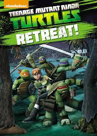 amazon teenage mutant ninja turtles retreat artist