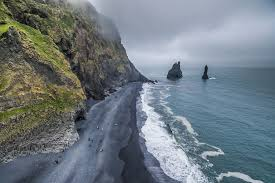 Black Sand Beaches by Sensational Iceland South Coast Glacier Hike And Black Sand