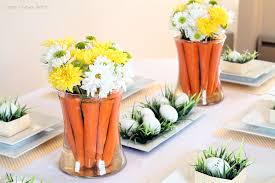 easter arrangements centerpieces inspired easter tablescape and carrot centerpiece