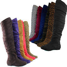 womens boots sydney report sydney 5 5 m brown knee high faux suede boots shoes womens