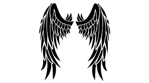 free illustration wings tattoo drawing wallpaper free image
