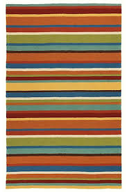 Indoor Outdoor Rug Cabana Stripe Indoor Outdoor Rug Cottage Home
