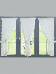 voilage cuisine voilage vitrage porte fenetre élégant rideau bonne femme pour