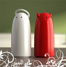 60 cool design salt and pepper shakers