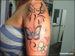butterfly tattoos and designs page 175