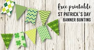 day decorations diy st s day decorations printable banner paper trail design