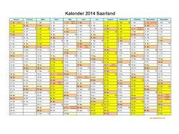 Kalender 2018 Mit Feiertagen Saarland Kalender 2014 Saarland Kalendervip