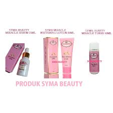 Toner Syma syma product syma miracle serum 15ml syma toner 60ml syma