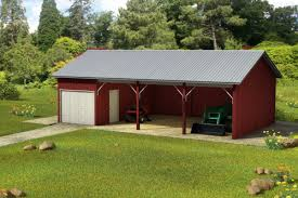 Pictures Pole Barns Custom Building Package Kits Pole Barns