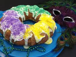 mardi gras king cake baby king cake for mardi gras get it at bakeries or make