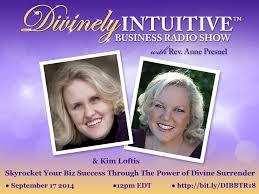 Radio Meme - divinely intuitive business radio rev anne presuel