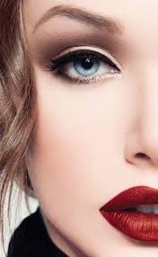 133 best images about makeup ideas on maya mia eyeshadow and red lips