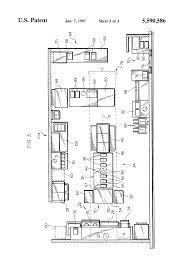 kitchen floor plan tile layout elevation plans ideas on bakery