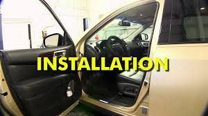 nissan pathfinder 2014 youtube installation of a trailer brake controller on a 2013 nissan