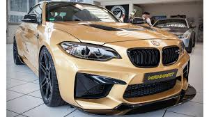 expensive cars gold this is a gold 621bhp modified bmw m2 top gear