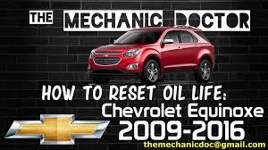 chevy equinox check engine light reset how to reset oil life chevrolet equinox 2009 2010 2011 2012