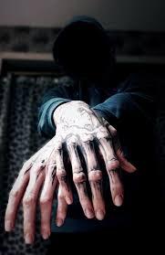 Halloween Skeleton Hands Best 10 Skeleton Hand Tattoo Ideas On Pinterest Skeleton
