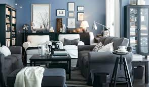 Grey Living Room Walls by Navy Blue Walls With Light Brown Living Trends And Room Images