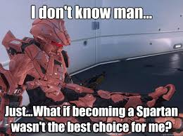 wish i had real gun or grenades 4 that matter halo 4 quickmeme
