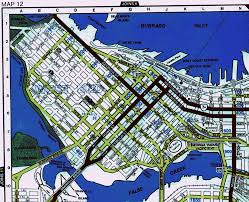 Whistler Canada Map by Vancouver U0026 Whistler Canada