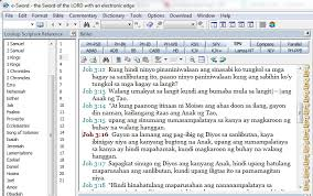 e sword for android e sword magandang balita biblia tagalog popular version