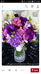 purple hydrangea wedding bouquets wedding flowers blog emma u0027s