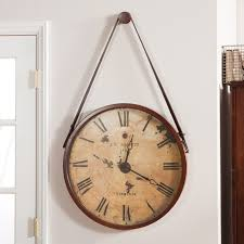 preferential oversized wall clocks wayfair plus oversized