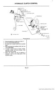 nissan 300zx 1985 z31 clutch workshop manual