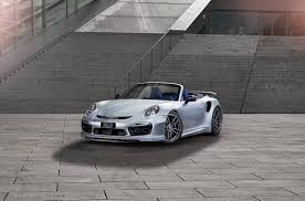 porsche turbo convertible stunning techart porsche 911 turbo s cabriolet gtspirit