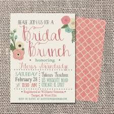 bridal lunch invitations brunch bridal shower invitations reduxsquad
