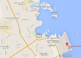 doha qatar map doha qatar international airport baggage auctions doh baggage