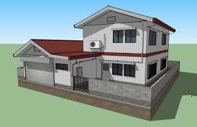 sketchup how to make a house zijiapin