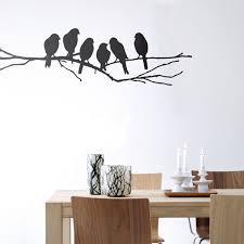simple wall designs ferm living love birds wall sticker panik design