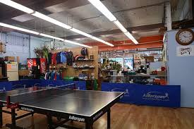 Ping Pong Table Rental What The Hell Is This Place Mr Flower And Mr Ping Pong What