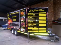 Commercial Kitchen For Sale by American Style Food Trailer Mobile Kitchen For Sale Brand New