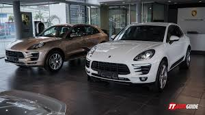 macan porsche price the 2017 porsche macan features u0026 packages available in trinidad